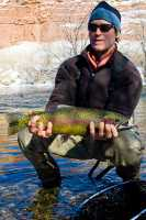 Spring Fly Fishing in Wyoming