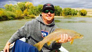 Bighorn River Fishing Guide Wyoming