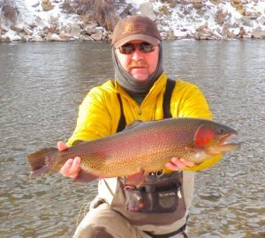 Wyoming Fly Fishing Guide Dubois Lander Thermopolis