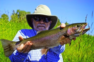 Bighorn river summer fly fishing report dunoir fishing for Bighorn river fishing report