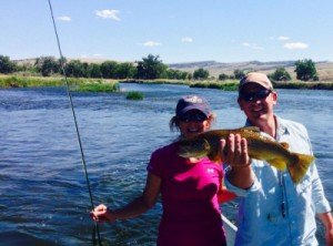Bighorn river fishing report wyoming for Bighorn river fishing report