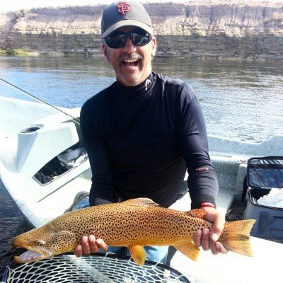 28 Green River WY Brown Trout
