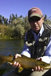 Bighorn River Wyoming Brown Trout