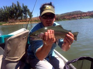 Bighorn river flows dubois fishing report for Bighorn river fishing report