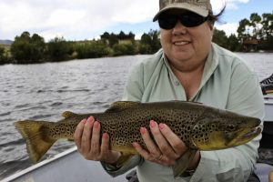 Dubois, Wyoming Fly Fishing