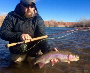 Bighorn River Fishing Report Wyoming