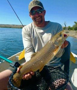 Green River Fishing guides