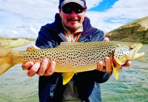 Green River Fishing Report Fontenelle Wyoming