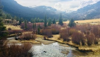 Wind River Fishing Report Dubois Wyoming