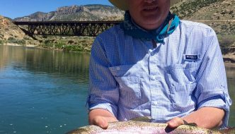 Bighorn River Green River Wind River Fishing Guide Report