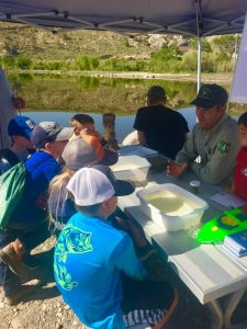 Dubois Wyoming Fishing Kids Day