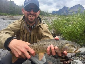 Dubois Wyoming Fishing Guide Report Wind River Tributaries