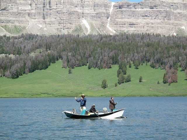 Dubois Wyoming Wind River Country Fly Fishing Guides