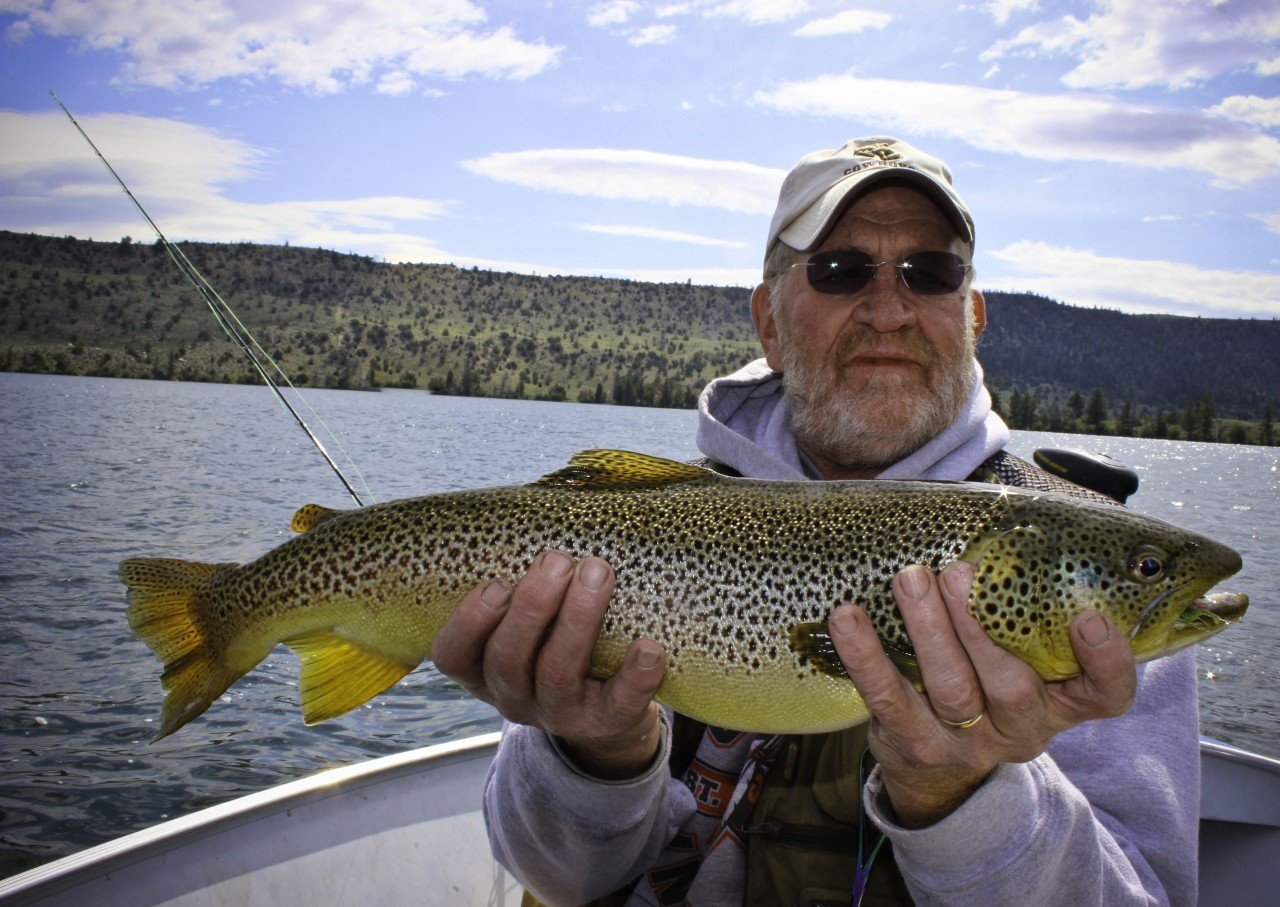 Dubois Wyoming Stillwater Fly Fishing Guides