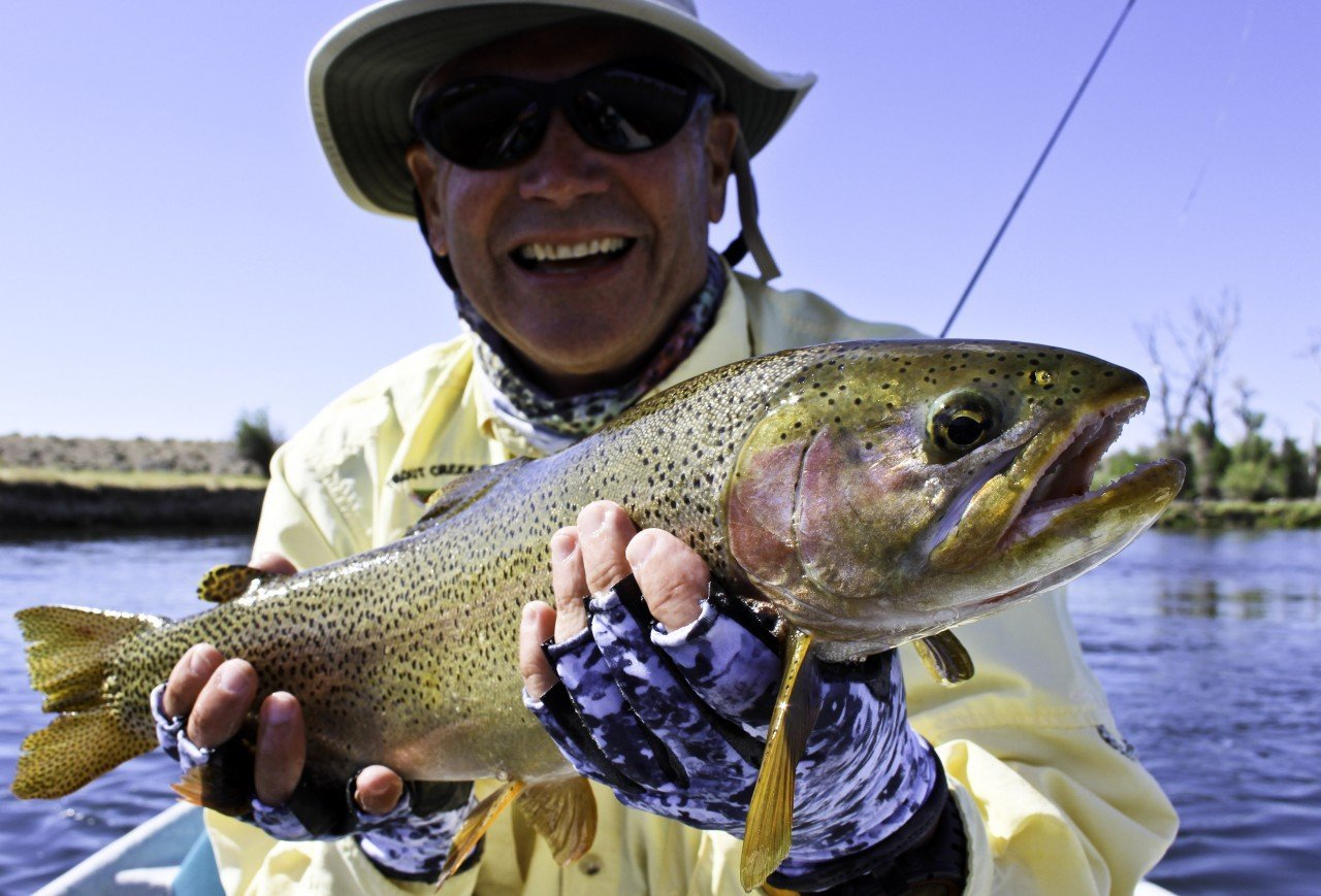 Green River Fly Fishing Guides Wyoming