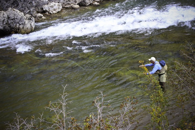 Dubois Wyoming Fly Fishing Guides