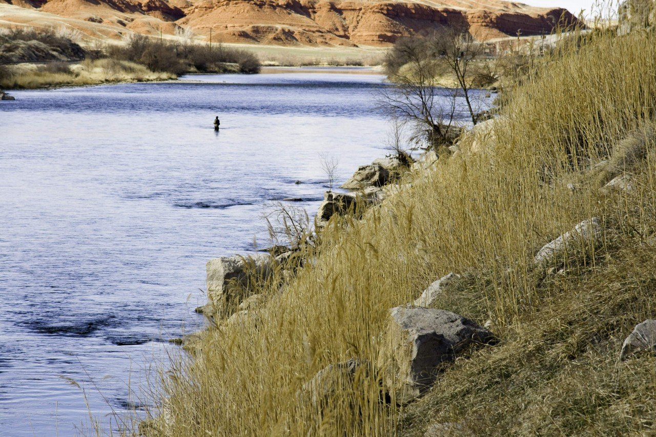 Wedding of the Waters Fishing Guides Wyoming
