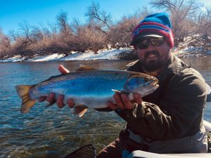 Bighorn River Fly Fishing