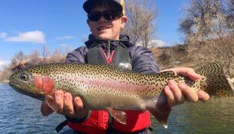 Bighorn River Spring Flush