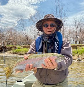 Bighorn River Fly Fishing Wyoming
