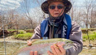 Bighorn River Fly Fishing Wyoming