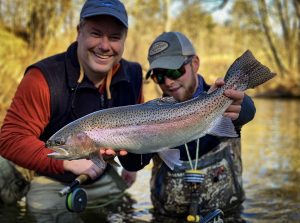 dubois wyoming fly fishing wind river guide