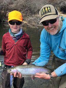 bighorn dubois wind river fishing guide