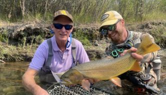 Wind River Country Fly Fishing